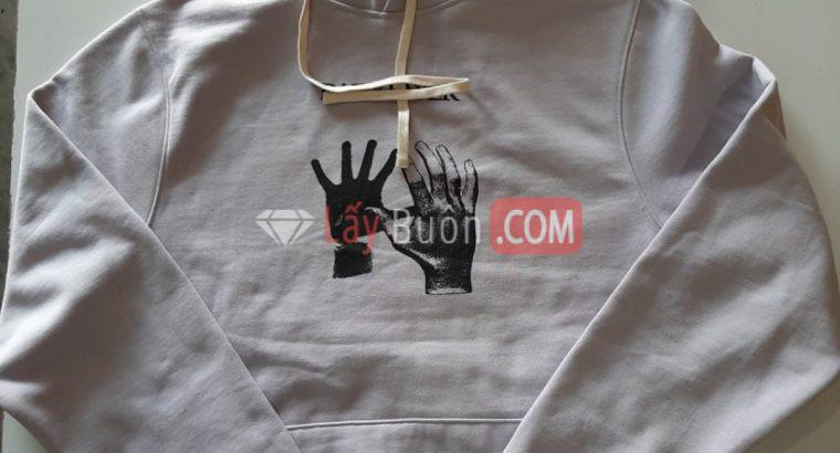 Bán lô hàng áo thun và áo khoác nỉ thời trang