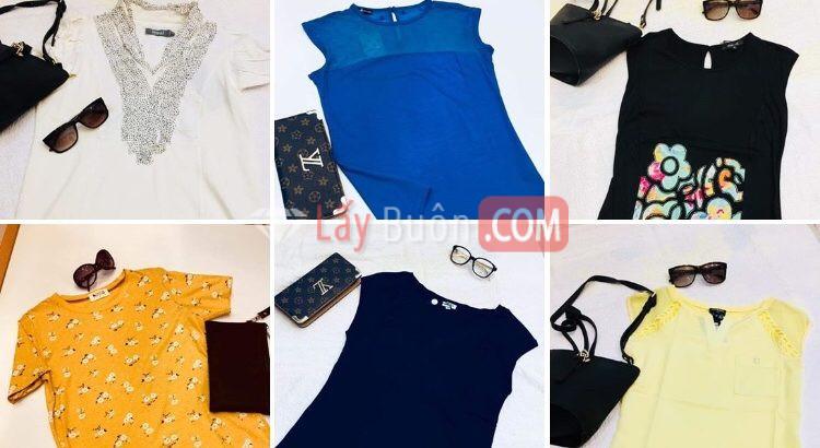 Thanh lý quần áo nam nữ Hàng An Đông Plaza cao cấp – Chiết khấu cao
